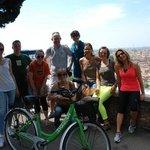 Bike Evolution S. Zeno Rent for group