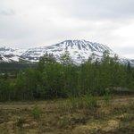 View from Odd Eliassens Hus