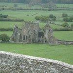 La vista su Hore Abbey
