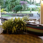 Canoe in the Lobby