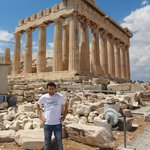 Greece has wonderful weather and fruit also have a delicious taste and distinctive