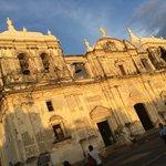 Sunset on the Basilica