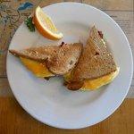 Bacon, egg & cheese