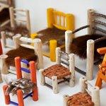 Sillitas miniatura de Tienda de Costumbres