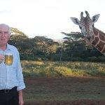 Tuska and Giraffe