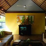Serene Villa Palm #2 living area