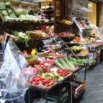 Fresh, Local Produce Market we visited....