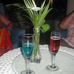 Champagne testing!