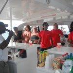 Virgins Ahoy trip