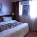 Bedroom in suite 709