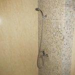 Good powerful shower