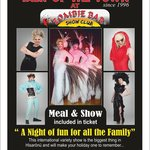 Talk of the town at Zombie Bar show club