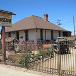 Museum complex: historic buildings, wagons, antiques, & much more!