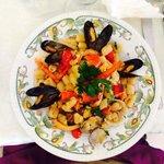 Cavatielli allo scoglio: un piatto splendido!