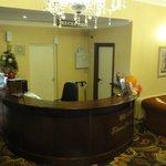DC Reception area