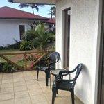 Bungalow 3 veranda