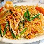 famous pad thai - delicious