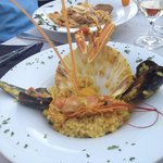 My Seafood Risotto