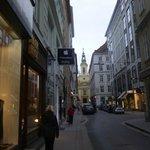 6. Улицы Вены.