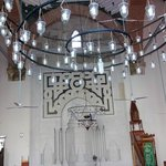 in Mosque