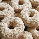 Cinnamon Caramel Donuts