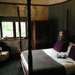 'Pine' bedroom
