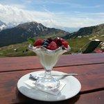 Yogurt con frutti di bosco
