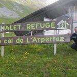 Refuge Auberge Col de l'Arpettaz