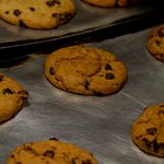 We bake cookies all day every day for each of our guests!