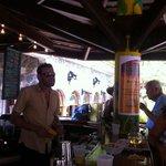 Tyler -bartender extraordinaire