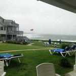 A rainy day in Ogunquit