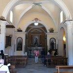 Chiesa del Soccorso, interno