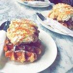 The waffles were amazing!!!!