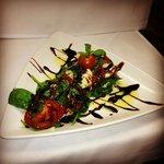 Local Caprese Salad