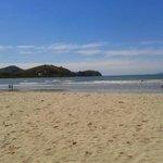 Praia de Caraguatatuba Sp...um ótimo lugar pra passar umas férias. ..
