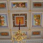 Orvieto Opera House: Ceiling