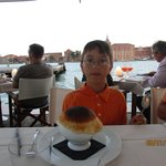 Even the 11 year old loved the food.