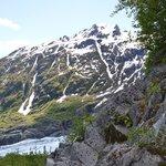 hike to Exit Glacier (few miles away)