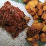 Terra Homemade ofada rice
