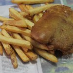 Foto de Deep Blue Fish & Chips