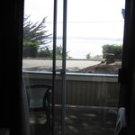 patio with view of the Bay