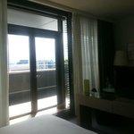 Balkon kamer 675