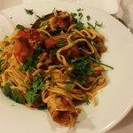 Spaghetti fruit de mer