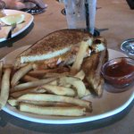 Bonefish Lobster Grilled Cheese Sandwich, May, 2014