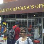 Recorrido por  la pequeña Habana