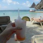 Beach and Sky Juice