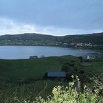 View of UIG Bay from the Front of the Hotel