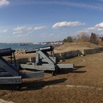 Cannons and Hurricane Barrier