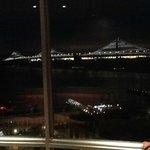 Regency Club view of Bay Bridge lights