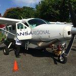 The Sansa airplane